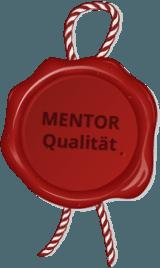 Mentor-Qualitätssiegel für Einzelnachhilfe